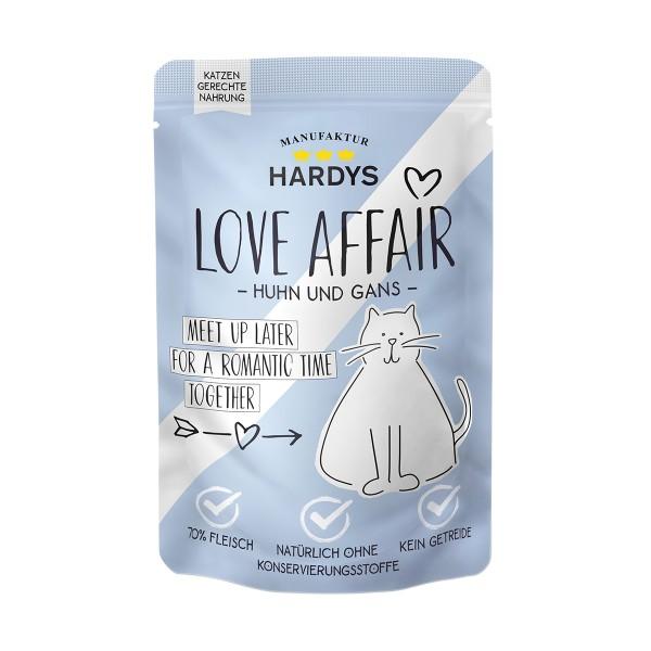 Hardys Traum Love Affair Huhn & Gans 100g Pouch