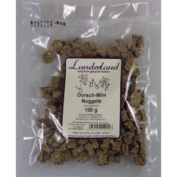 Lunderland Dorsch-Mini-Nuggets