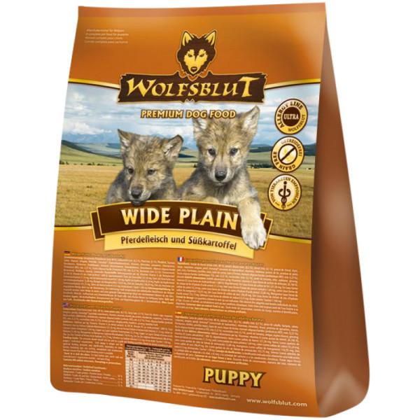 Wolfsblut Trockenfutter Wide Plain Puppy