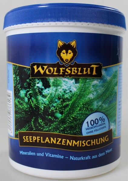 Wolfsblut Seepflanzenmischung 500g