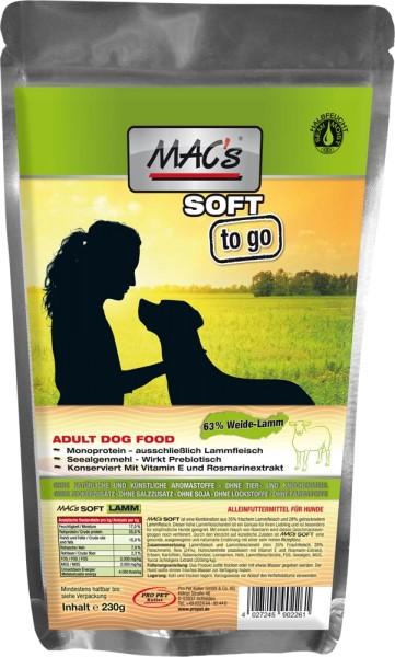 Macs Soft Lamm to go 230g