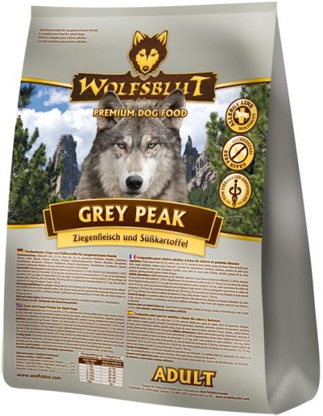 Wolfsblut Grey Peak Adult Ziege und Süßkartoffel 15kg