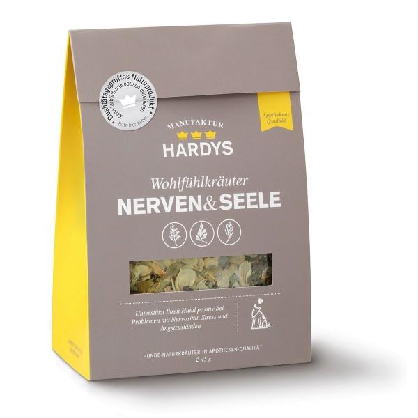 Hardys Traum Wohlfühlkräuter Nerven & Seele 45g