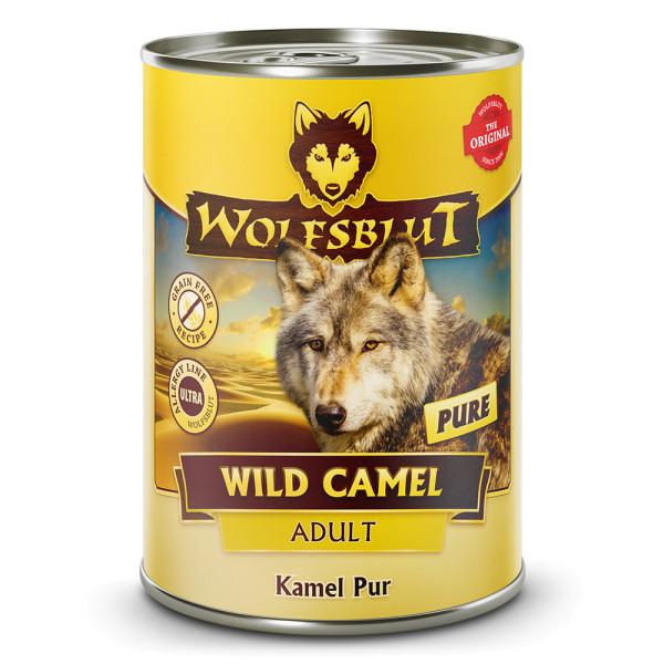 Wolfsblut Wild Camel Pure 395g Nassfutter