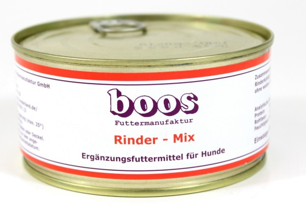 Boos Rinder Mix