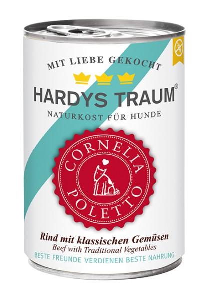Hardys Traum Cornelia Poletto Edition Rind mit klassischen Gemüsen 400g