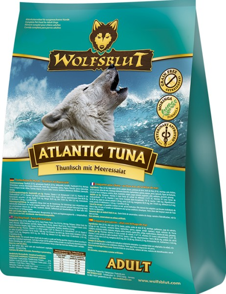 Wolfsblut Atlantic Tuna 15kg