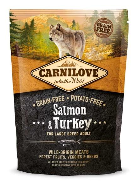 Carnilove Adult Large Breed Salmon & Turkey