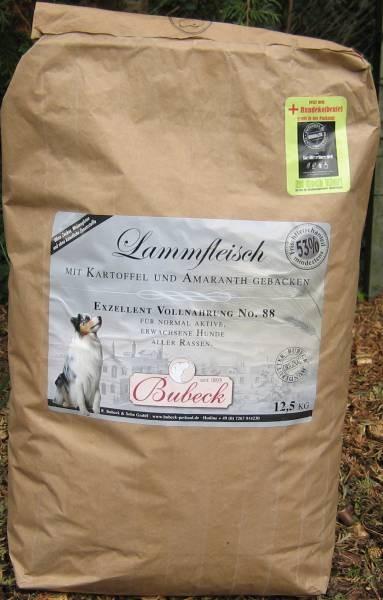 Bubeck Excellent No. 88 Lammfleisch 12.5kg