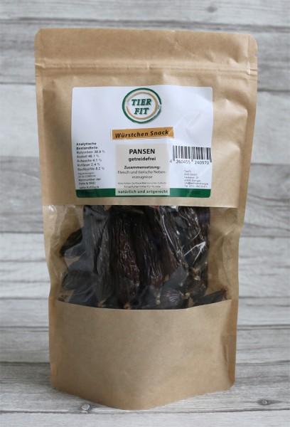 TierFit Würstchen Snack Pansen 25 Stück