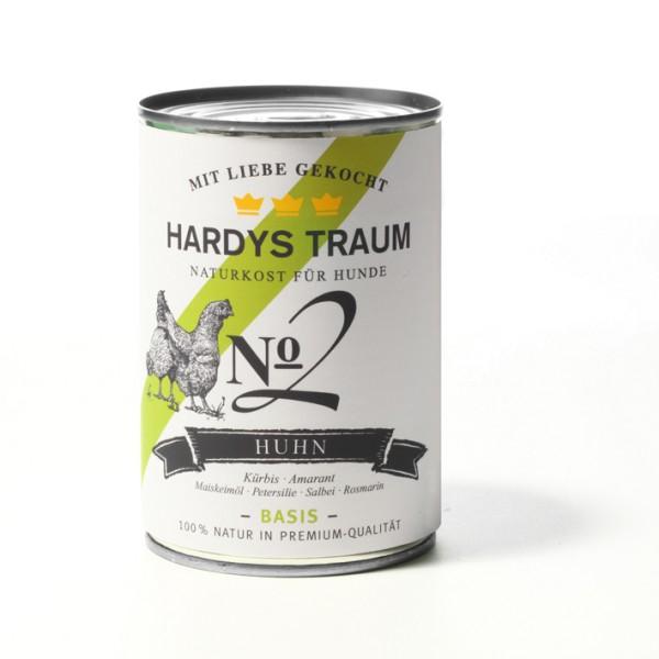 Hardys Traum Basis No. 2 mit Huhn