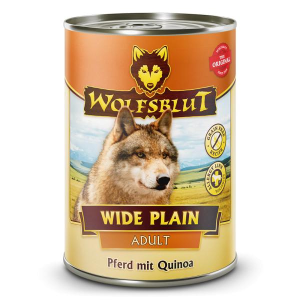 Wolfsblut Wide Plain Quinoa 395g Nassfutter