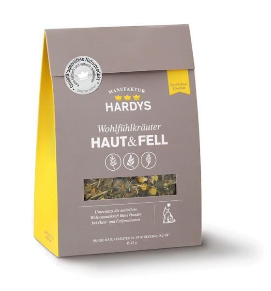 Hardys Traum Wohlfühlkräuter Haut & Fell 45g
