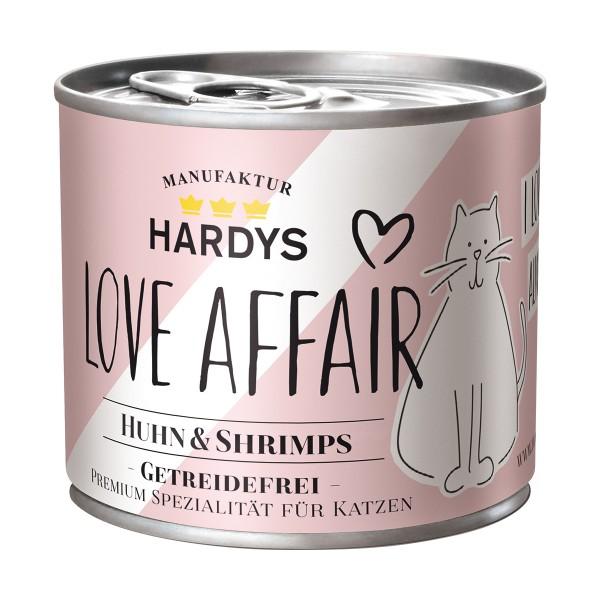 Hardys Traum Love Affair Huhn & Shrimps 200g