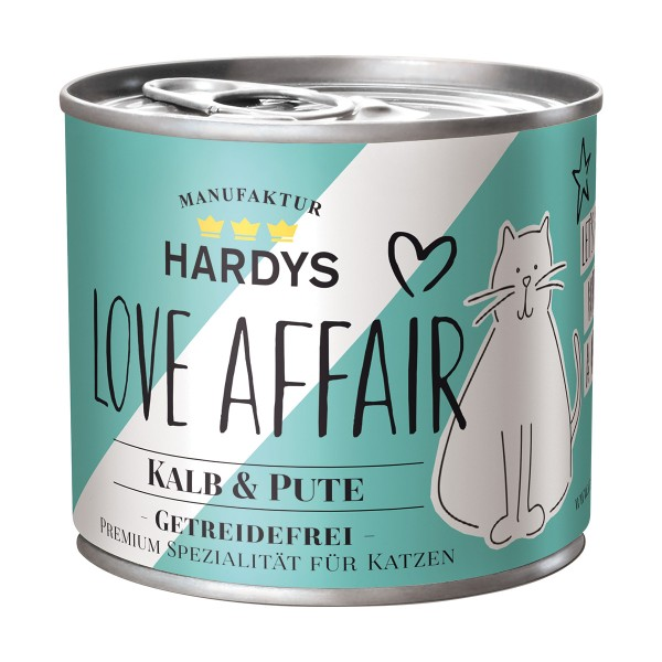 Hardys Traum Love Affair Kalb & Pute 200g