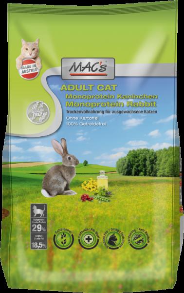 Macs Katzenfutter Kaninchen Adult 300g