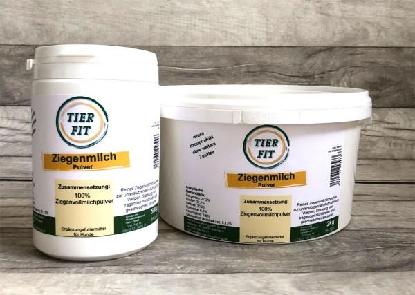 TierFit Ziegenmilchpulver