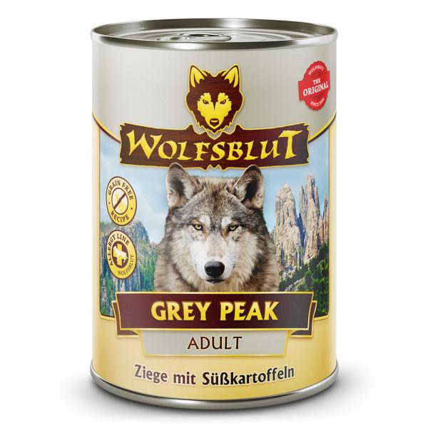 Wolfsblut Grey Peak 395g Nassfutter