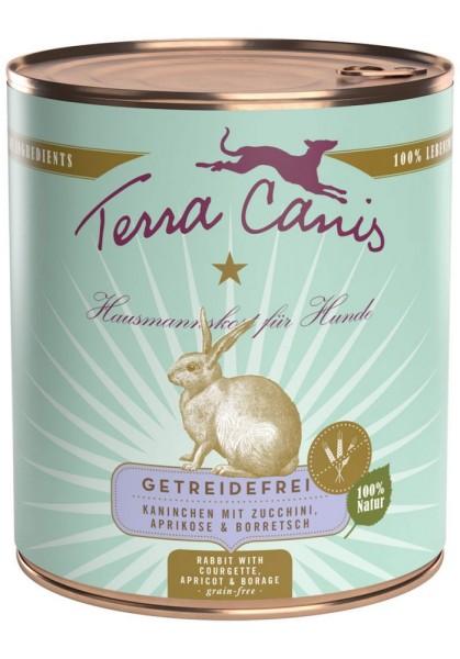 Terra Canis getreidefrei Menü Kaninchen