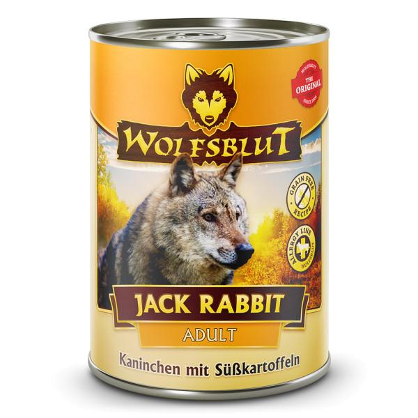 Wolfsblut Jack Rabbit 395g Nassfutter