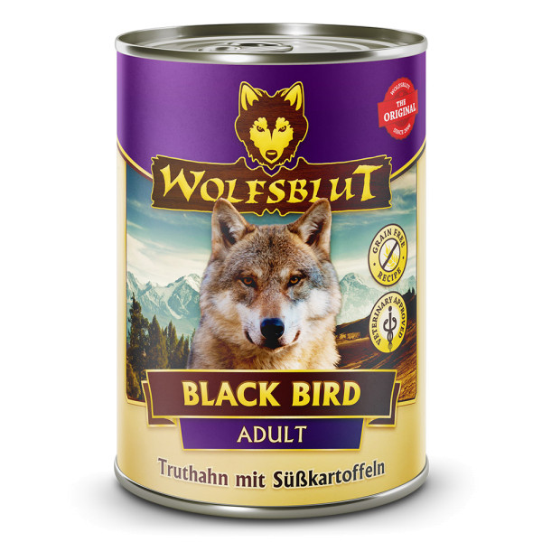 Wolfsblut Black Bird Nassfutter