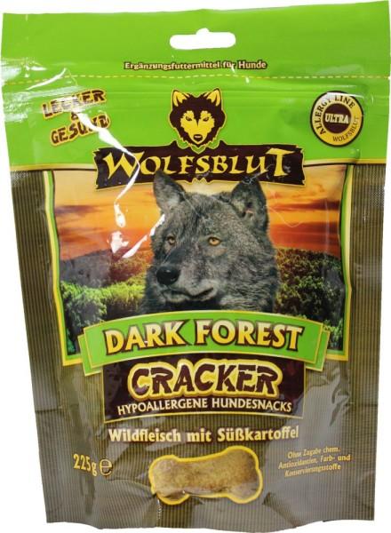 Wolfsblut Dark Forest Cracker 225g
