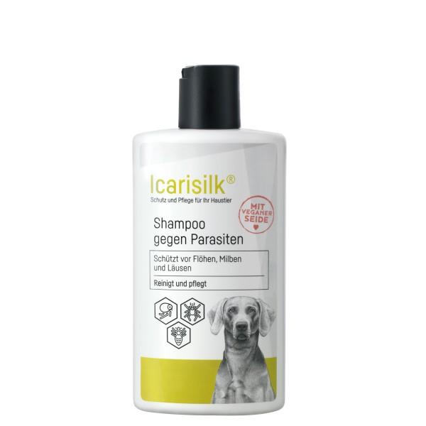 Hardys Traum Icarisilk® Shampoo gegen Parasiten für Hunde 200 ml