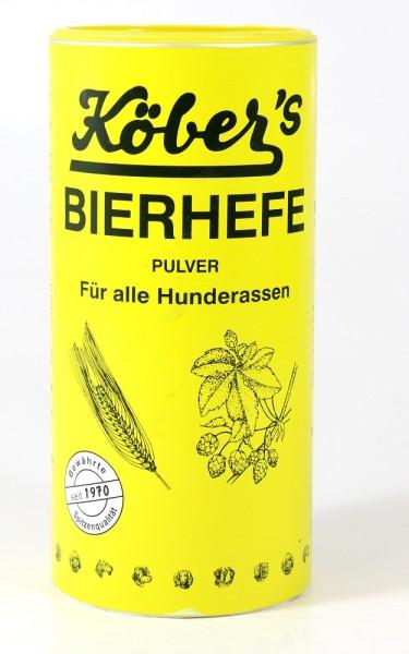 Köbers Bierhefe Pulver 800g