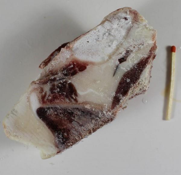 Brustknochen vom Rind gewürfelt (5cm) 1kg