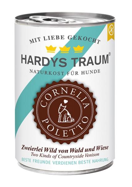 Hardys Traum Cornelia Poletto Edition Zweierlei Wild von Wald und Wiese 400g
