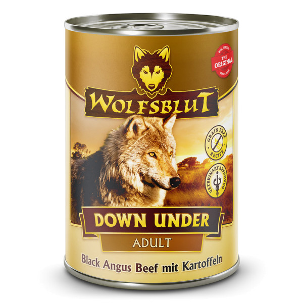 Wolfsblut Down Under Nassfutter