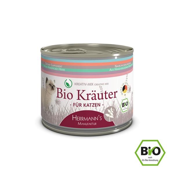 Herrmanns Bio-Kräutermischung Katze 75g