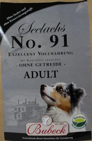 Bubeck Excellent No. 91 Seelachs 12,5kg