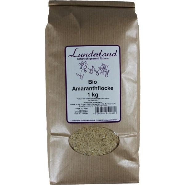 Lunderland Bio Amaranthflocken 1kg