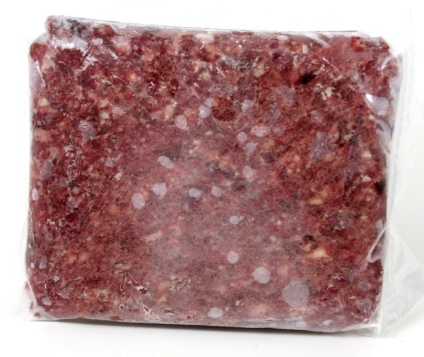 Hähnchen + Rind Mix gewolft 500g