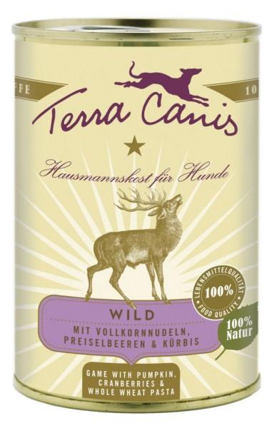 Terra Canis Classic Menü Wild