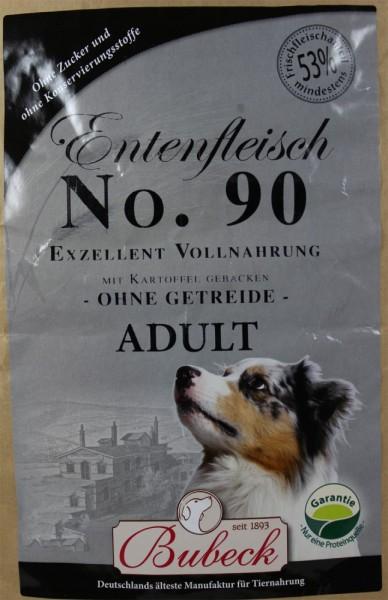 Bubeck Excellent No. 90 Entenfleisch 12,5kg
