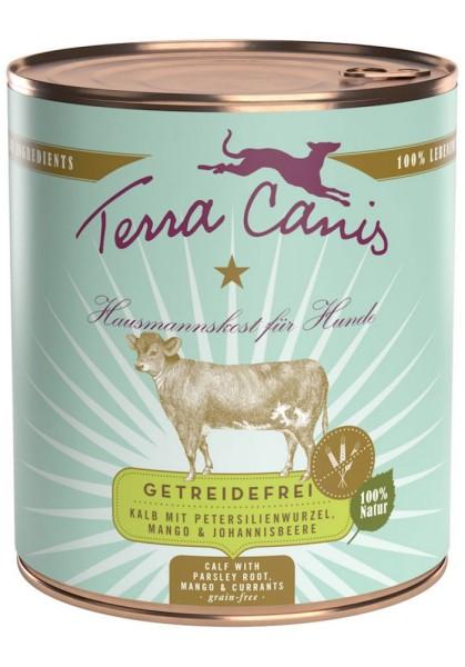 Terra Canis getreidefrei Menü Kalb