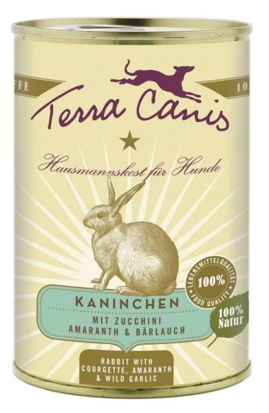 Terra Canis Classic Menü Kaninchen