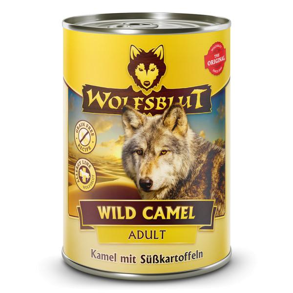 Wolfsblut Wild Camel 395g Nassfutter