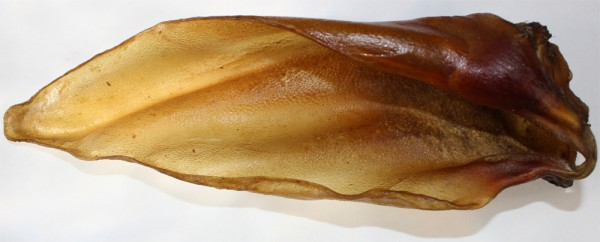 Rinderohr mit Ohrmuschel (ca. 60g)