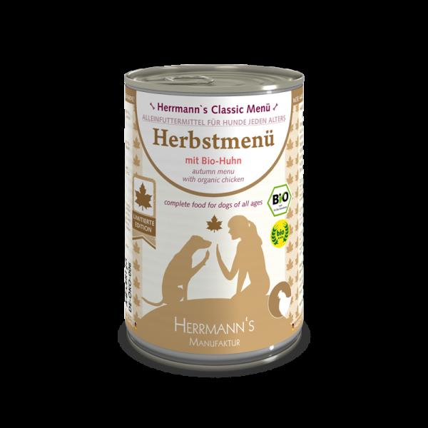 Herrmanns Herbst Menü