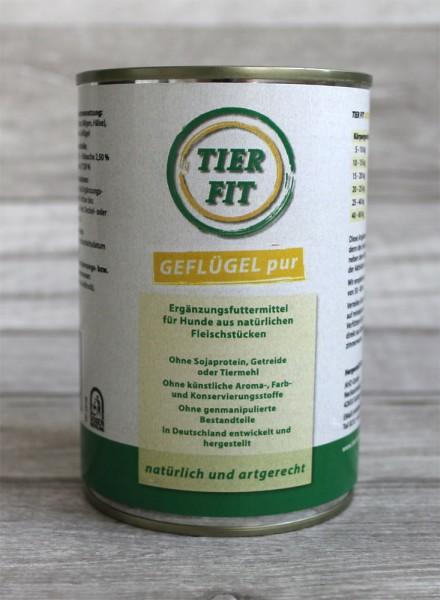 TierFit Geflügel pur