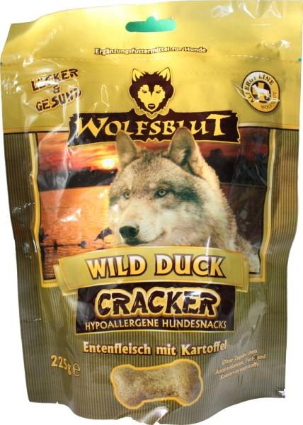 Wolfsblut Wild Duck Cracker 225g