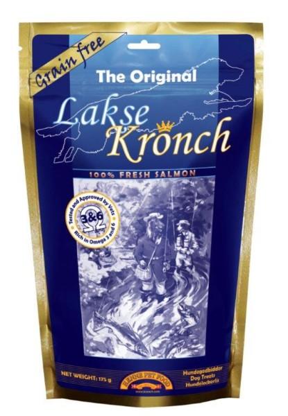 """Henne Pet Food Kronch Lachs Snack 100% """"Das Original"""""""