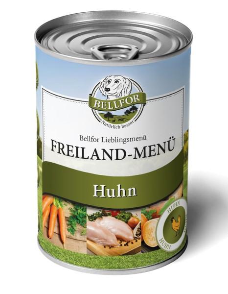 Bellfor Freiland-Menü