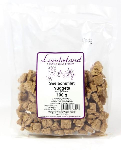 Lunderland Seelachsfilet Nuggets