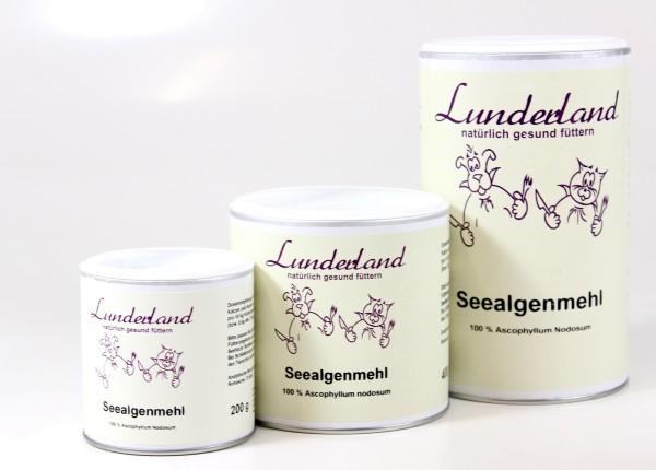 Lunderland Seealgenmehl