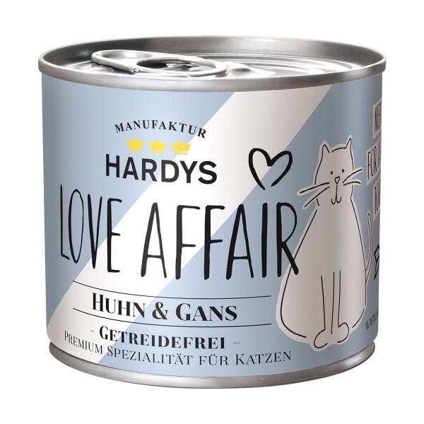 Hardys Traum Love Affair Huhn & Gans 200g