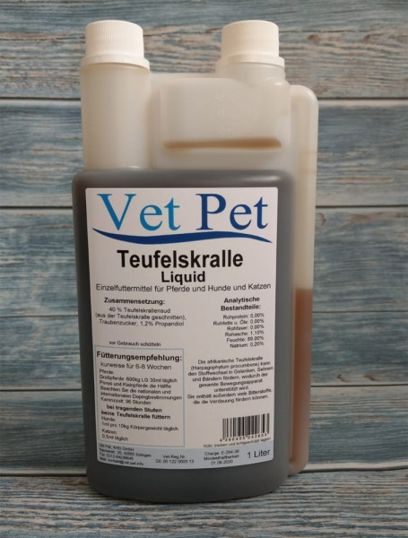 Vet Pet Teufelskralle Liquid